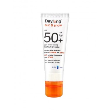DAYLONG FACE Sensitive Gel fluide léger  50+  50ML
