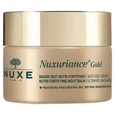 NUXE Nuxuriance Gold Baume Nuit Nutri-fortifiante 50ml