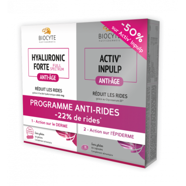 Biocyte Duo pack Anti-rides