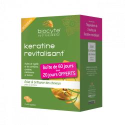 Biocyte Pack Keratine Revitalisant capsules