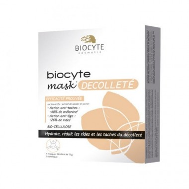 BIOCYTE MASK DECOLLETE