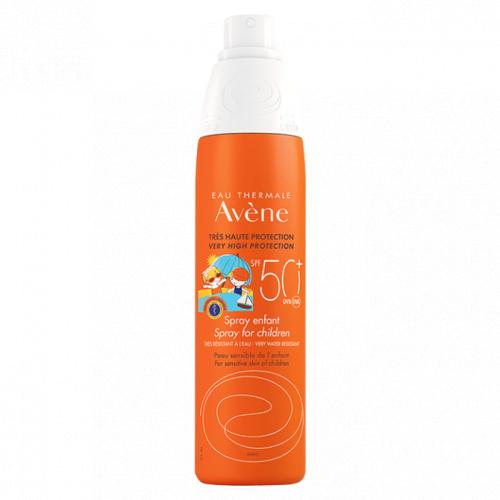 Avène spray spf 50+ enfant 200ml