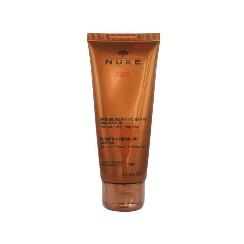 Nuxe sun lait auto-bronzant hydratant sublimateur 100 ml