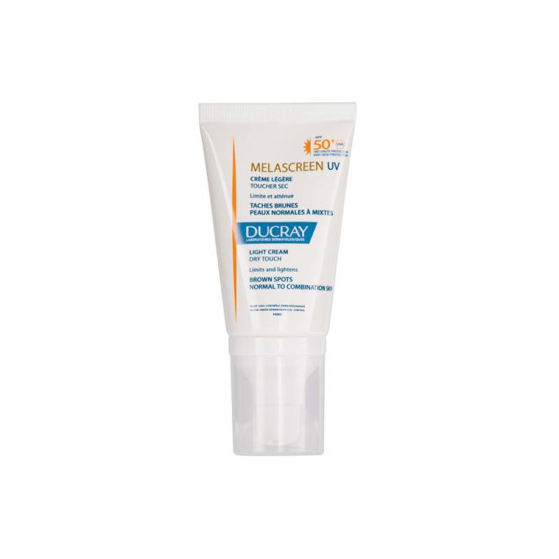DUCRAY Melascreen UV crème légère spf 50+ 40 ml disponible sur Pharmacasse