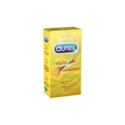 DUREX Natural Sensation Sans Latex 10 Préservatifs