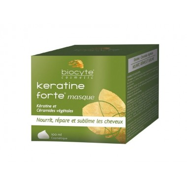 BIOCYTE keratine masque