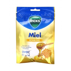 Vicks Bonbons au Miel 72 g
