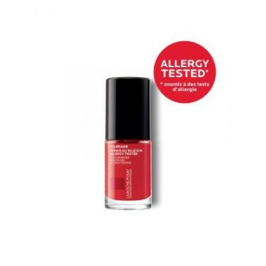 La Roche-Posay Silicium Vernis Fortifiant Protecteur 6 ml Rouge Coquelicot