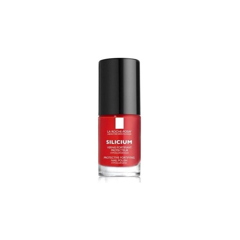 La Roche-Posay Silicium Vernis 6 ml Rouge Parfait disponible sur Pharmacasse