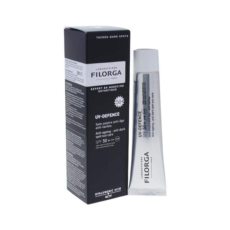 FILORGA UV DEFENCE Solaire urbain SPF50+ 40ml disponible sur Pharmacasse