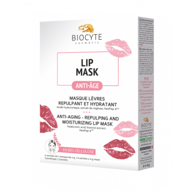BIOCYTE Mask lip anti age 6...