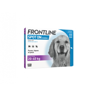 Frontline Spot-On Chien L...