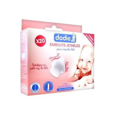Dodie 20 Embouts Jetables...