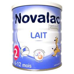 Novalac 2 lait 800gr