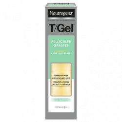 Neutrogena Shampooing T-Gel Pellicules Grasses 250ml