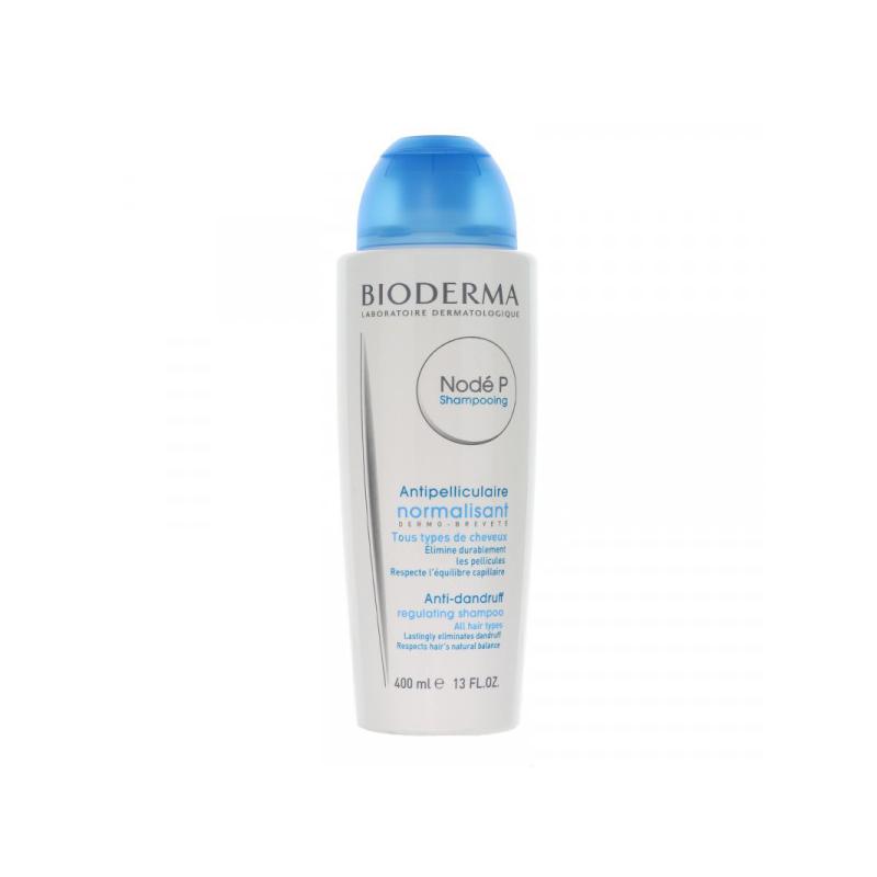 BIODERMA Nodé P normalisant shampooing antipelliculaire 400ml disponible sur Pharmacasse