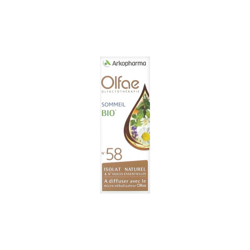 Arkopharma Olfae Sommeil Isolat Naturel 5 ml disponible sur Pharmacasse