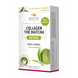 Biocyte collagen thé matcha...