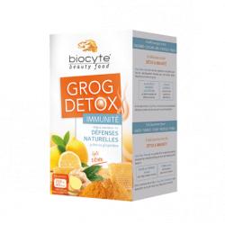 Biocyte grog detox immunité...