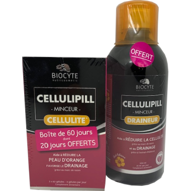 Biocyte cellulipill pack