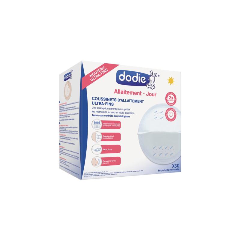 Dodie Coussinets d'Allaitement Ultra-Fins Jour 30 Coussinets disponible sur Pharmacasse