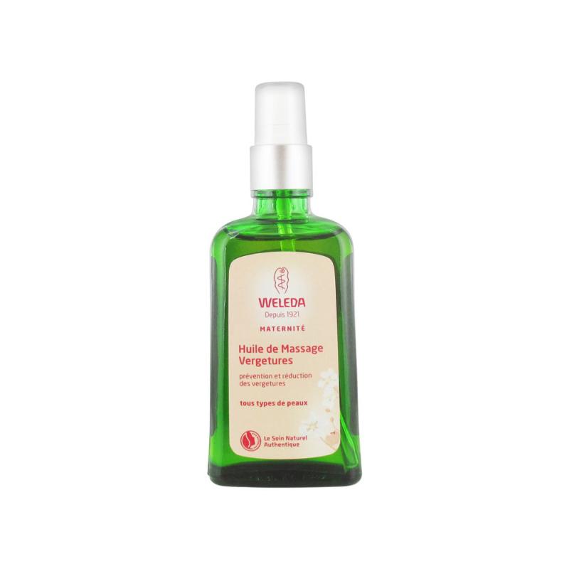 Weleda Maternité Huile de Massage Vergetures 100 ml disponible sur Pharmacasse