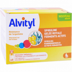 ALVITYL Résistance de...