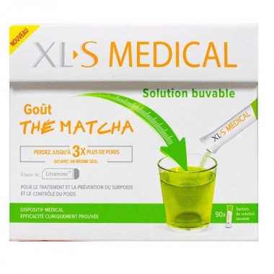 XL-S Médical Thé Matcha...